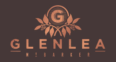 Glenlea BROWN logo